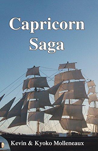 Capricorn Saga Cover Image