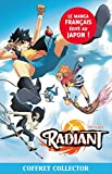 Radiant, Tomes 1 à 4 - Coffret collector en 4 volumes : Avec 1 poster
