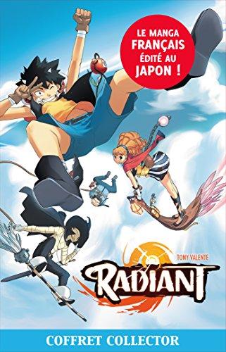 Radiant, Tomes 1 à 4 : Coffret collector en 4 volumes : Avec 1 poster