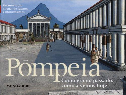 Pompei. Ediz. portoghese por Luca Mozzati