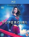 Supergirl S1-2 (2 Blu-Ray) [Edizione: Regno Unito] [Import italien]
