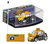 Revell Control 23538 - Mini RC Car Vampir - ferngesteuertes Auto mit 27 MHz Fernsteuerung, Flexible Antenne, Einfache handliche Steuerung für Kinder, Robustes RC Auto, Aufladbar über Fernbedienung