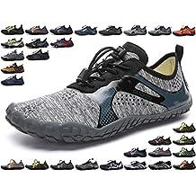 SINOES Zapatos de Agua de Playa Zapatos Deportivos Mujer Pareja Deportes Aire Libre Calzado de Deportes