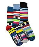 United Oddsocks 3 chaussettes dépareillées - Hommes Chaussettes - Zack ...