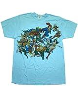 DC Comic Group Tee T-Shirt Tee