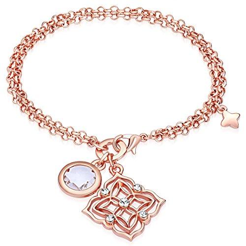 lulu-jane-damen-armband-rosevergoldet-verziert-mit-kristallen-von-swarovskir-weiss-195-cm-bettelarmb