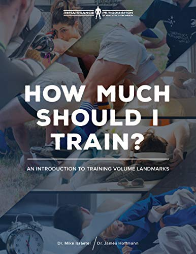 How Much Should I Train?: An Introduction to the Volume Landmarks (English Edition)