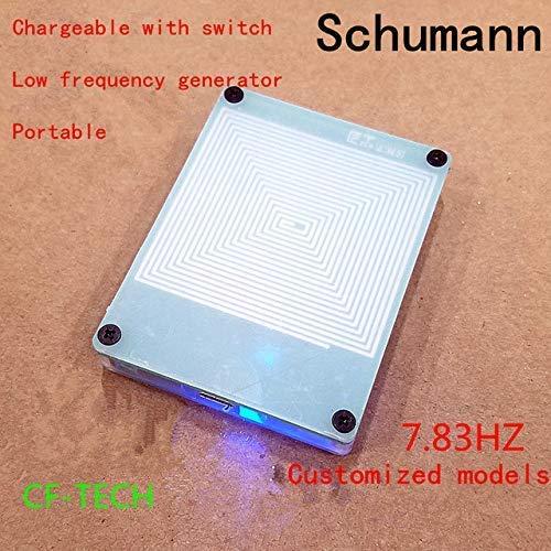 7.83Hz Ultra-low Frequency Pulse Generator & Audio Resonator FM783 Schumann wave Generator Low-voltage-audio