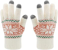 HOTER® Christmas Lover Keep Warm Iphone Ipad Ipod Itouch Touch Screen Gloves