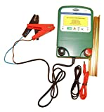 Apollo, Electrificateur de cloture sur batterie. 0,6 joules, pour mouton, poules, bétail, chevaux, etc