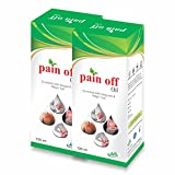 Jain Pain Off Oil 100ml (Pack of 2)