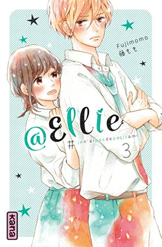 @Ellie Edition simple Tome 3