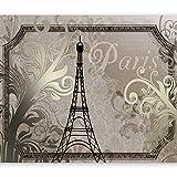 murando Papier peint intissé 350x256 cm Décoration Murale XXL Poster Tableaux Muraux Tapisserie Photo Trompe l'oeil Ville Paris 10110905-78