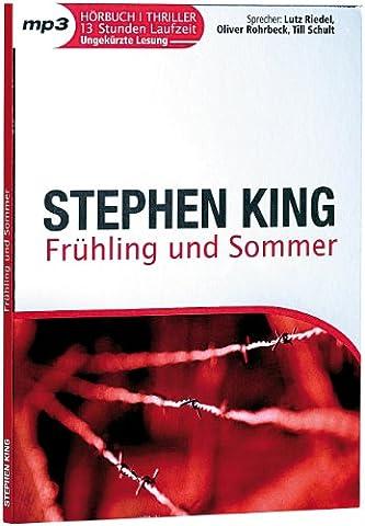Stephen King - Frühling und Sommer - MP3-Hörbuch (13 Stunden)