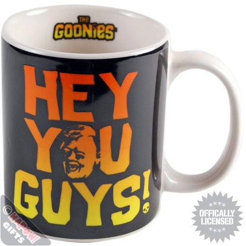Officially Licensed The Goonies Mug, Hey You Guys!