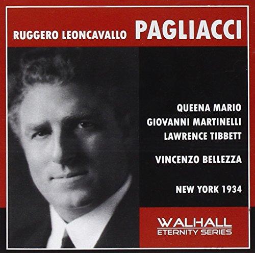 I Pagliacci - Bellezza,1934