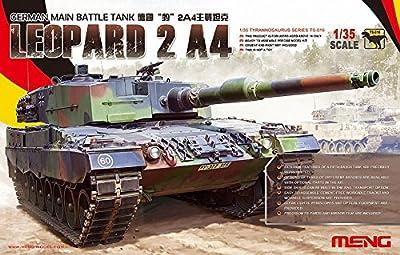 Meng TS-016 - Modellbausatz German Main Battle Tank Leopard 2 A4 von Meng