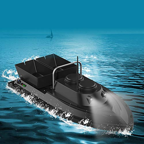 H.Yue New Fishing Bait Boat 500m Remote Control RC Boat Ship Speedboat Fish Finder BV -