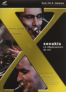 Xenakis Edition, vol. 14 : Le dépassement de soi. Linaia-Agon - Zythos. Sluchin, McManama, Dufort, Schick.