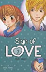 Sign of Love Edition simple Tome 2