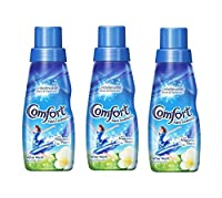 Comfort After Wash Morning Fresh Fabric Conditioner - 220 ml (Pack of 3)