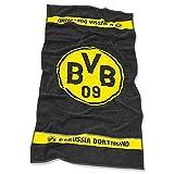 Strandtuch Borussia Dortmund BVB 09 Handtuch, Duschtuch, Badetuch, beach towel, toalla de playa, serviette de plage