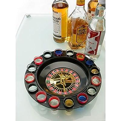 Tobar Jeu de la roulette à boire