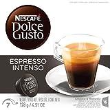 NESCAFÉ DOLCE GUSTO ESPRESSO INTENSO, caffè espresso, 16 capsule (16 tazze)