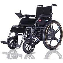 Wheel-hy Silla DE Ruedas ELÉCTRICA Power Chair - para Personas Mayores y discapacitadas