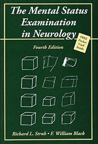 The Mental Status Examination in Neurology (Free Pocket Card Inside)