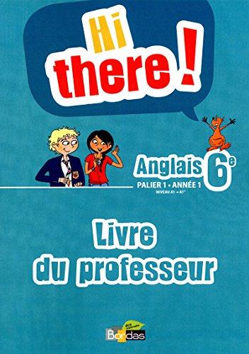 Hi there 6e • Livre du professeur par (Broché)