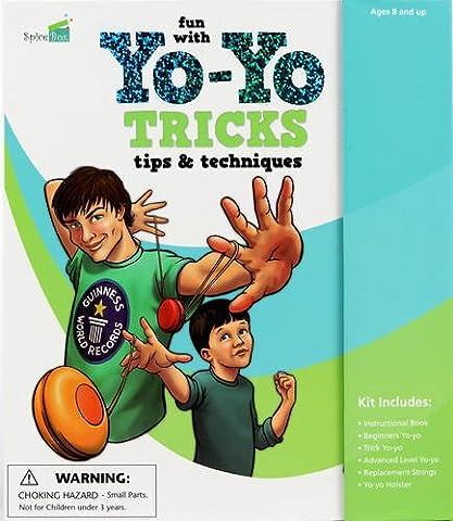 Fun with Yo-Yo Tricks: Tips & Techniques
