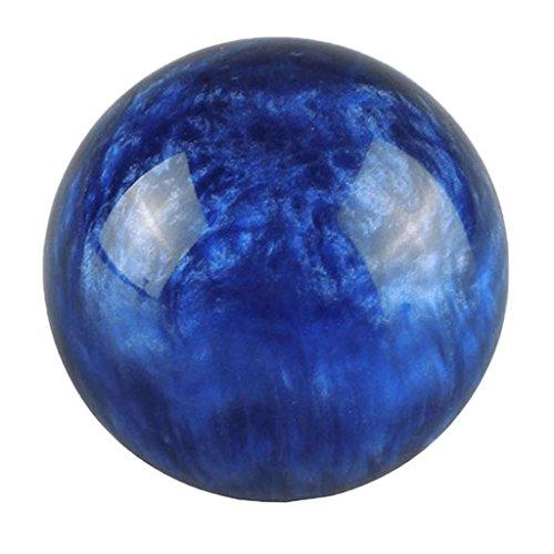 Homyl 12mm x 1,25mm Geschwindigkeit Runde Kugel Schaltknauf für Autos - Tiefes Blau (Geschwindigkeit Kugel)