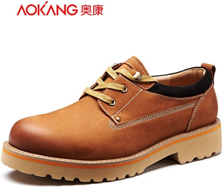 Aemember zapatos de hombre y zapatos cómodos zapatos Juventud actual Low-Cut Zapata y ,42, 165111829