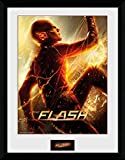 GB Eye-Póster de los Flash Run Impresión enmarcada, Multicolor, 30x 40cm