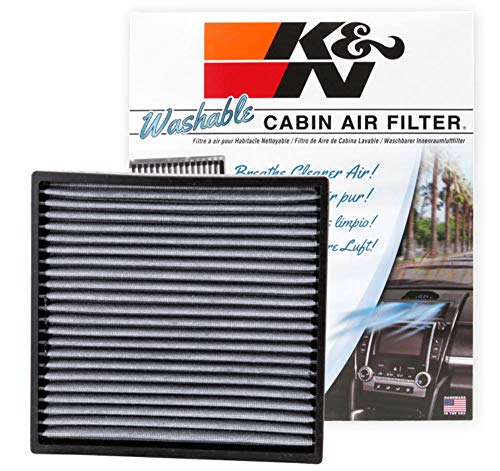 K&N VF2001 Cabin Air Filter by