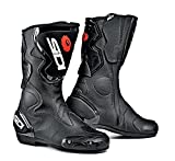 Sidi Fusion Motorcycle Boot, Black, Size 45