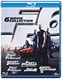 Fast & Furious - 6 Film Collection  (Cofanetto) (6 Blu-Ray)