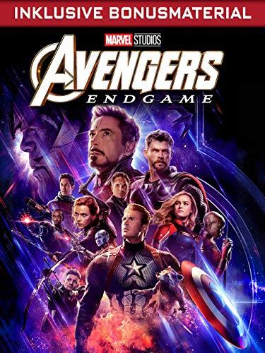 Marvel Studios' Avengers: Endgame (inkl. Bonusmaterial) (Teamwork Videos)