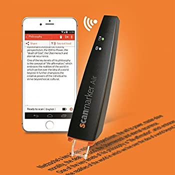 Scanmarker Air Text Recognition Pen Scanner Amazon Co Uk