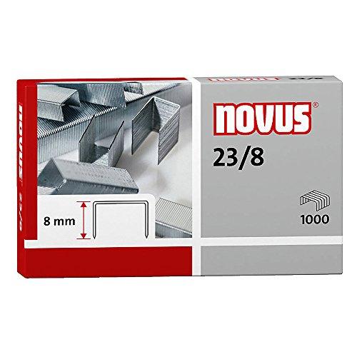 Novus Agrafes pour bloc Appareils Agrafeuse avec une longueur de...