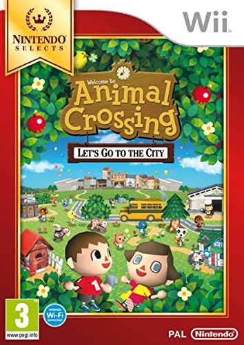 Animal Crossing Selects   Wii
