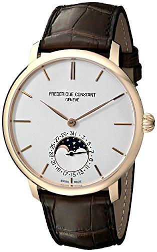 frederique-constant-da-uomo-fc705-v4s9-slim-linea-fase-lunare-automatico-con-cinturino-in-pelle-marr