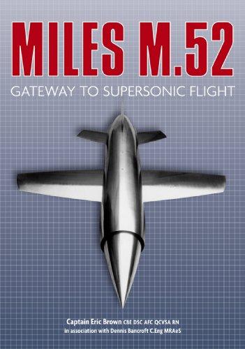 Miles M.52: Gateway to Supersonic Flight (English Edition)