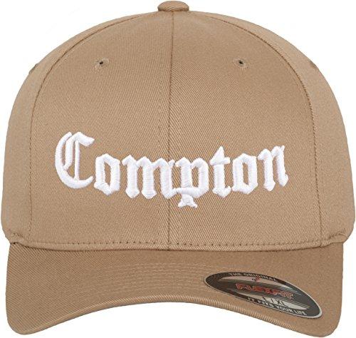 Mister Tee Compton Flexfit Cap | L/XL |Khaki