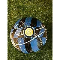 F.C. Inter Pallone Nike Prestige Autografato 2019/2020 Firmata Firme Giocatori