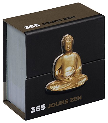 Mini calendrier - 365 jours zen