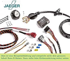 Jaeger 21020508 Kit électrique, dispositif d'attelage