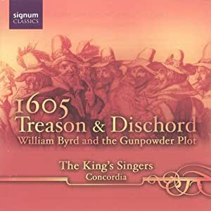 1605: Treason and Dischord