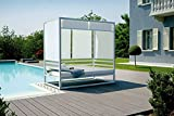 CANOPY BED TO FURNISH GARDENS COMMERCIAL PREMISES AND OUTDOOR SPACES